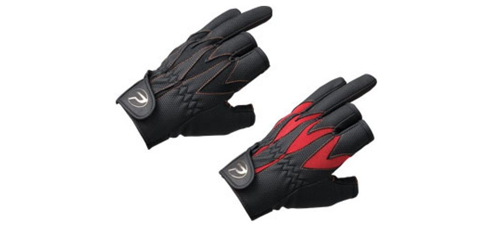 Перчатки Prox Fit Glove DX cut three PX5883 black/black