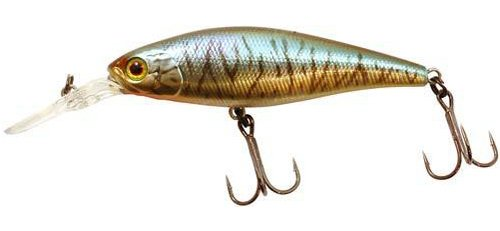 Воблер Jackall Squad Shad 65SP 65мм 7.2г HL Bronze Blue Pike