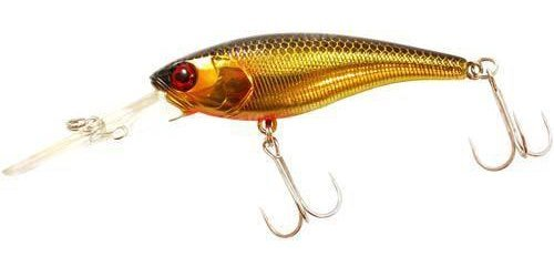 Воблер Jackall Soul Shad 58SP # HL Gold & Black Suspending