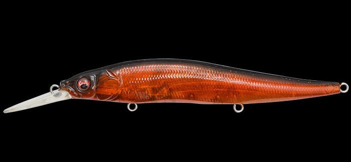 Воблер Megabass VISION ONETEN +1 RACING col. RED HOT FLASHER