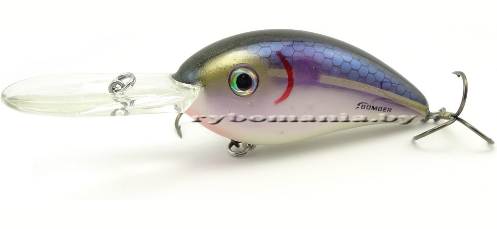 Воблер Bomber Fat Free Shad BD7SF #AS (тихий)