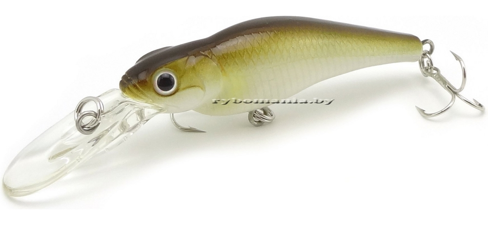 Воблер EverGreen Spin-Move Shad #108