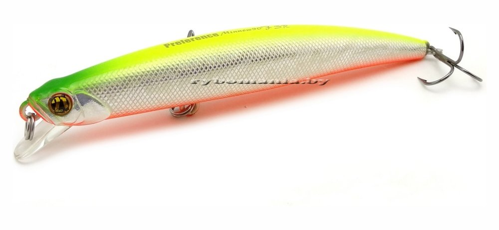 Воблер PONTOON 21 Preference Minnow 75SP-SR #A62