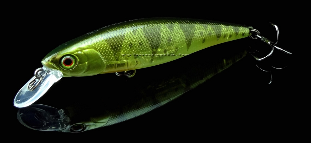 Воблер Jackall Squad Minnow 65 # Ghost G Perch