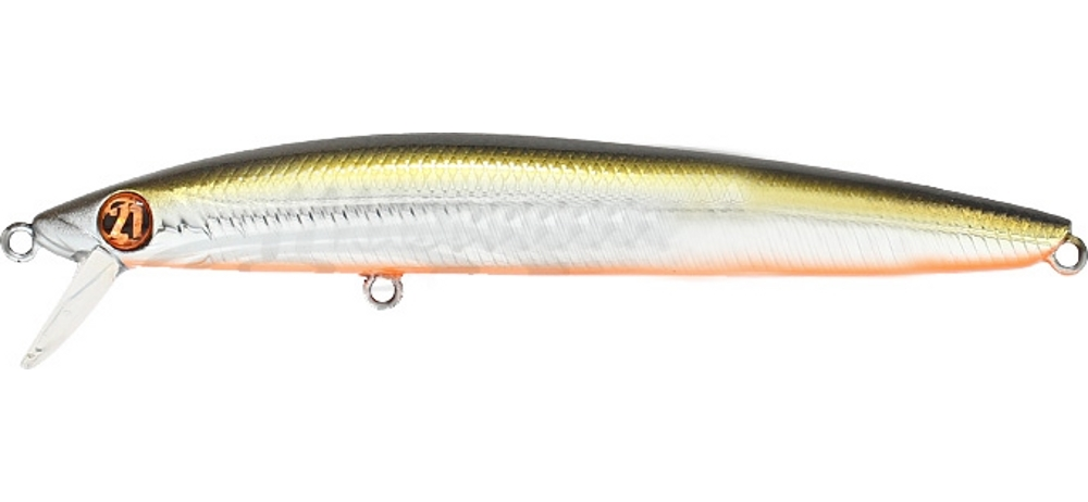 Воблер PONTOON 21 Marionette Minnow 108SP-SR #R60