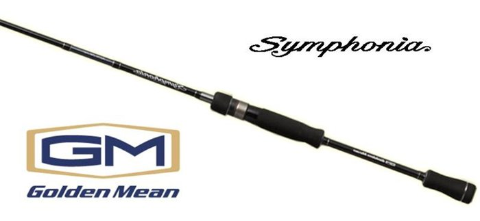 Удилище спиннинговое Golden Mean SYMPHONIA TROUT SPTS-70 2.10,  gr Spin
