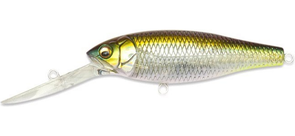 Воблер Megabass DEEP-X 200T #HT ITO Tennessee Shad